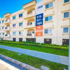 Rental info for 16640 Devonshire in the Northridge area