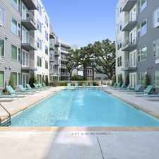 Rental info for 1219 South Lamar Blvd Unit 601