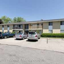Rental info for 401 Elder Dr Apt 5