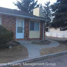 Rental info for 5001 Townsend Place - 5005