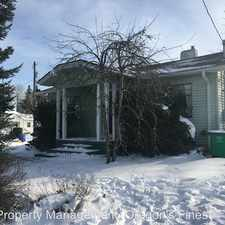 Rental info for 6946 NE Siskiyou Street in the Argay area