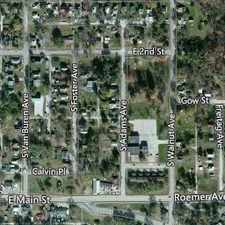 Rental info for Townhouse for rent in Ottumwa.