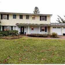 Rental info for Real Estate For Sale - Four BR, 2 1/Two BA Colonial