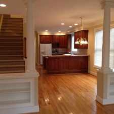 Rental info for House in move in condition in Wilmington. 2 Car Garage!