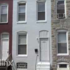 Rental info for 2600 Miles Ave Baltimore in the Remington area