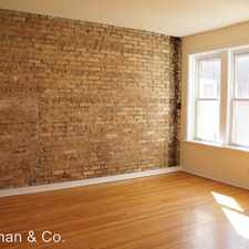 Rental info for 3040 W. Wellington #2 in the Logan Square area