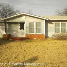 Rental info for 2610 Linden Place in the 76301 area