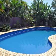 Rental info for Family Home with Inground Pool in the Burpengary area