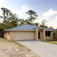 Rental info for AMAZING VALUE in the Bellbird Park area