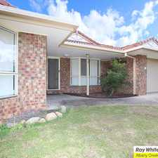 Rental info for UNDER APPLICATION A perfect Family Home perched high on the hill in Eatons Hill