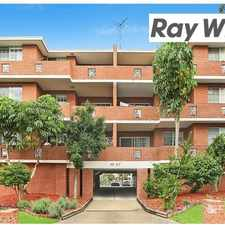 Rental info for Prime Location in the Sydney area
