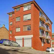 Rental info for DEPOSIT TAKEN.....OPEN CANCELLED in the Lilyfield area
