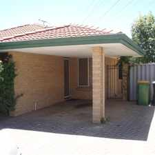 Rental info for VERY NEAT HOME - HOME OPEN SAT. 16 SEPT. 1.00 - 1.15 in the Bibra Lake area