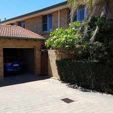 Rental info for SUPERB LOCATION! Tidy, Spacious 2 bedroom unit- freshly painted in the Booragoon area