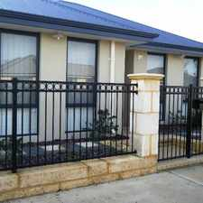 Rental info for THREE BEDROOM - 2 BATHROOM - BERTRAM in the Perth area