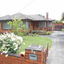 "Rental info for ""Carefree backyard dreams' in the Melbourne area"