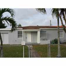 Rental info for 7535 SW 30th Ter in the Coral Terrace area