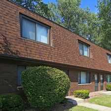 Rental info for Great Central Location 3 bedroom, 1 bath in the 46403 area