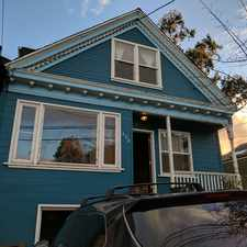 Rental info for Holly Park Circle & Park St in the Bernal Heights area
