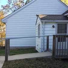 Rental info for House in move in condition in Durham. Washer/Dryer Hookups!