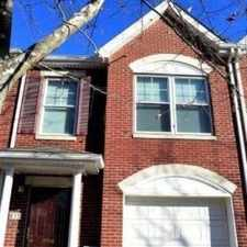 Rental info for Available Now! Beautiful West Philly Townhouse in the Haverford North area