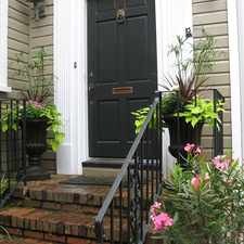 Rental info for 151 Tradd Street in the Charleston area