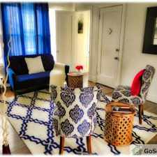 Rental info for 2/1 Historical Apartment with lots of Character!