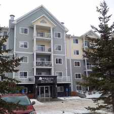 Rental info for Morinville 2 Bed, 2 Bath Top Floor in the Morinville area