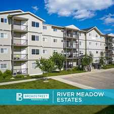 Rental info for River Meadow Estates