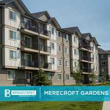 Rental info for Merecroft Gardens