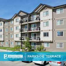 Rental Info For Parkside Terrace In The Selkirk Area