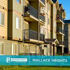Rental info for Wallace Heights in the Lloydminster (Part) area