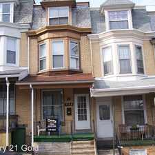 Rental info for 534 S. 16th Street in the Reading area