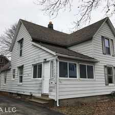 Rental info for 37 Wendell St in the Rochester area