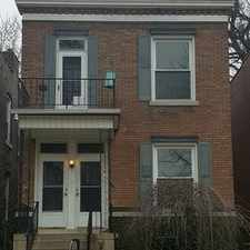 Rental info for 4947 Lansdowne - A A in the St. Louis area