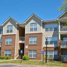 Rental info for Villages at Carver in the Atlanta area