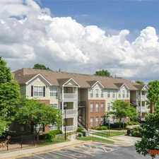 Rental info for Ashley West End in the Atlanta area