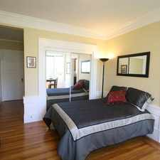 Rental info for Sacramento Street in the Nob Hill area