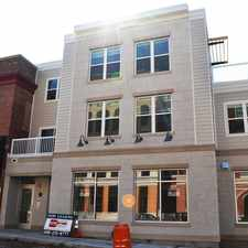 Rental info for 706 Harrison St in the Regent area