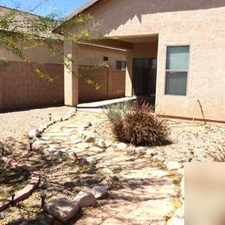 Rental info for House for rent in Maricopa. Single Car Garage!