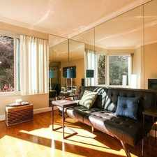 Rental info for $3860 1 bedroom Townhouse in Marina District in the Presidio National Park area