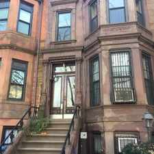 Rental info for Garfield Place in the Park Slope area