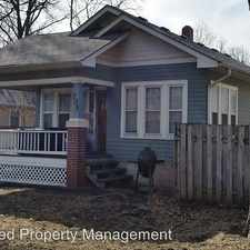 Rental info for 705 Bluemont Ave.