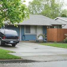 Rental info for 13709 SE 20th Circle in the Vancouver area