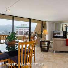 Rental info for 1778 Ala Moana Blvd. PH14 - 1