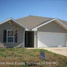 Rental info for 1133 S. Clifton in the Springfield area