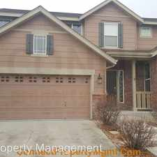 Rental info for 10130 Waco Street in the Denver area