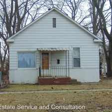 Rental info for 2137 E. Jackson St