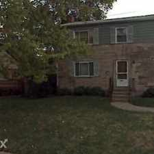 Rental info for 1825 Crest Hill 2 in the Roselawn area