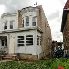 Rental info for Nice remodeled rowhome on nice street with partially finished basement.